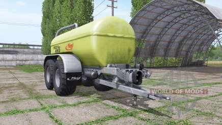 Fliegl Poly Line 18.500 для Farming Simulator 2017