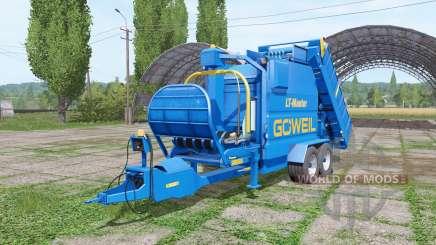 GOWEIL LT Master cotton bales для Farming Simulator 2017