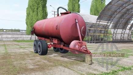 МЖТ 10 v1.0 для Farming Simulator 2017