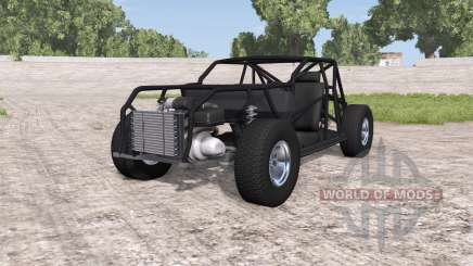 Bruckell LeGran buggy v3.1 для BeamNG Drive