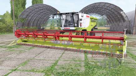 CLAAS Lexion 990 experimental v2.0 для Farming Simulator 2017