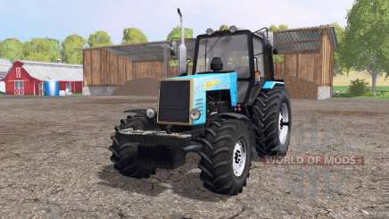 МТЗ-1221 Беларус by Stas21 для Farming Simulator 2015
