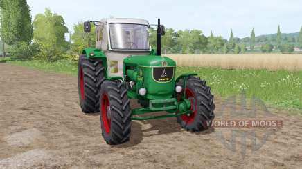 Deutz D80 by Dani86 для Farming Simulator 2017