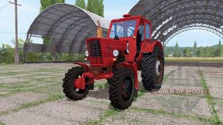 МТЗ 52 4x4 для Farming Simulator 2017