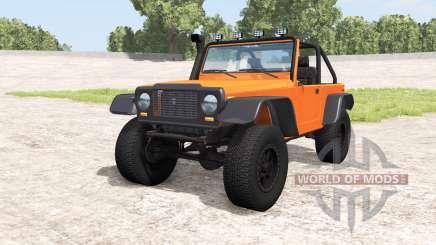 Ibishu Hopper bodykit для BeamNG Drive
