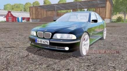 BMW 540i sedan (E39) 1996 для Farming Simulator 2015