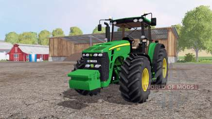 John Deere 8330 для Farming Simulator 2015