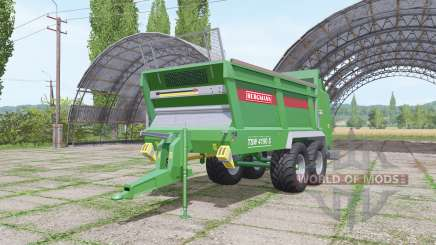BERGMANN TSW 4190 S для Farming Simulator 2017