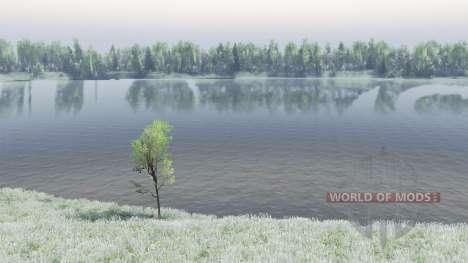 Озеро Байкал для Spin Tires