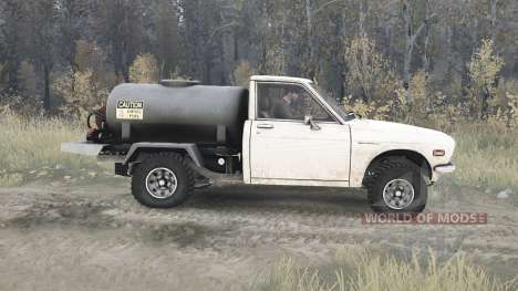 Datsun Pickup (521) 1969 для Spintires MudRunner