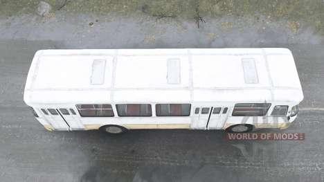 ЛиАЗ 677 для Spintires MudRunner