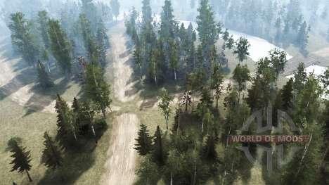 Rally alpha для Spintires MudRunner