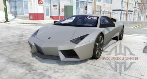 Lamborghini Reventon 2008 для BeamNG Drive