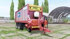 POTTINGER JUMBO 7210 Hansano для Farming Simulator 2017
