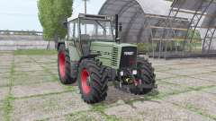 Fendt Farmer 312 LSA Turbomatik v1.2 для Farming Simulator 2017