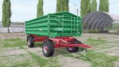 Kroger Agroliner HKD 150 v1.1 для Farming Simulator 2017