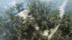 Forest Hills Off Road Park для MudRunner