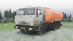 КАМАЗ 53215 КО 505А для Spin Tires