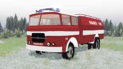 Skoda-LIAZ 706 RT 1957 feuerwehr