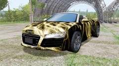 Audi R8 V10 Spyder 2012 Electric