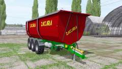 Zaccaria ZAM 200 DP8 Super Plus