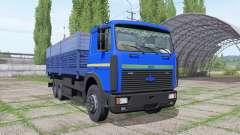 МАЗ 5516А8-336 v1.2 для Farming Simulator 2017