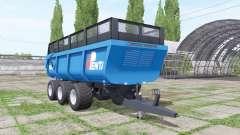 Penta DB50 v1.1 для Farming Simulator 2017