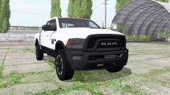 Dodge Ram 2500 Power Wagon Crew Cab для Farming Simulator 2017