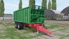 Kröger Agroliner TAW 20 by JD_Farmer для Farming Simulator 2017