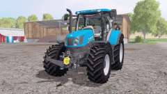 New Holland T6.175 by AgroSketch a.s. для Farming Simulator 2015