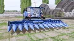 New Holland CR10.90 RowTrac pack для Farming Simulator 2017