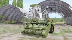 Fortschritt E 281 v1.2 для Farming Simulator 2017