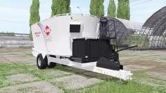 Kuhn Knight VTC 180 для Farming Simulator 2017