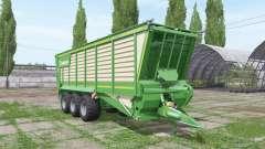 Krone TX 560 D hitch для Farming Simulator 2017
