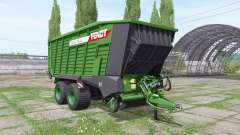 Fendt Tigo XR 75 by Bonecrusher6 для Farming Simulator 2017