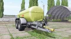 Fliegl Poly Line 18.500 v1.2 для Farming Simulator 2017