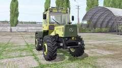 Mercedes-Benz Trac 700 v2.3 для Farming Simulator 2017