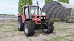 SAME Explorer 55 для Farming Simulator 2017