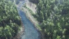 Речка Кеулька
