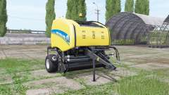 New Holland Roll-Belt 150 by Bremi456 для Farming Simulator 2017