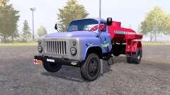 ГАЗ 52 Огнеопасно для Farming Simulator 2013