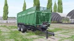 BRANTNER TA 23065 Power Push для Farming Simulator 2017