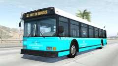 Wentward DT40L Turkish Municipal Bus