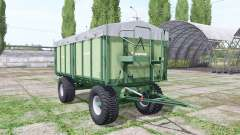 Krone Emsland DK 280 R для Farming Simulator 2017