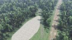Где-то в Тульских лесах