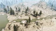 Rock crawlin trail для MudRunner