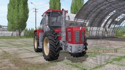 Schluter Super 2500 TVL v1.3 для Farming Simulator 2017