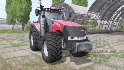 Case IH Magnum 280 CVX для Farming Simulator 2017