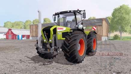 CLAAS Xerion 3300 Trac VC v5.3 для Farming Simulator 2015