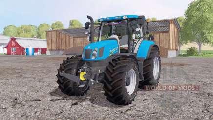 New Holland T6.175 v1.1 для Farming Simulator 2015